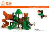 Haltbarer Anti-Sun-Anti-UVkleiner spielender Park-Kindergarten-im Freienspielplatz