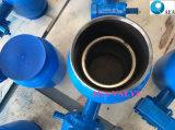 Rusia GOST soldado completamente la válvula de bola de gas para la canalización de abastecimiento de calor