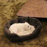 ペット円形のベッド猫犬のベッド販売の飼い犬の製品の小さい犬のベッド
