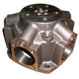 Aluminium Druckguß für elektrischen Kasten-Gebrauch mit der Loch-Bohrung