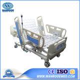 CPRおよび電池が付いているBae500病院の治療の家具のLinak電気調節可能なICUのベッド