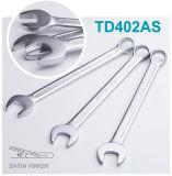 Ключ комбинации гаечного ключа Германии инструмента ремонта гаража Td402as DIN стандартный