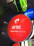 Rectángulo ligero cuadrado de los pies LED del rectángulo de Airtel para hacer publicidad