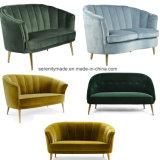2018 Novo design de estilo italiano e europeu sofá de estrutura de Lazer