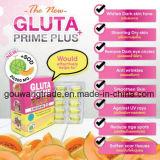 Gluta höchste Vollkommenheit plus Aura-weißes Beleuchtung-maximales Glutathion-Antiknicke mg-2000000