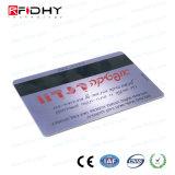 Bilhete de papel magnético das tiras RFID para a gerência da sociedade