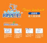 China hizo el pañal impreso lindo del adulto de la historieta
