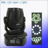 Bewegliches Hauptlicht des Stadiums-Disco-Nachtclub-90W LED