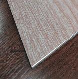 L'uso composito di alluminio dello strato per esterno decora