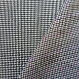 Tessuto di stirata dell'assegno del Tartan di T/R, tessuto di TR