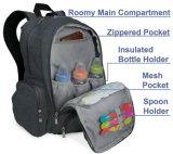 휴대용 변화 매트를 가진 도매 아기 기저귀 부대 미라 책가방