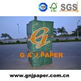 Высокое качество готовой одежды поствызывной обработки бумаги с индивидуального логотипа