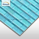 Het Mozaïek van de pool betegelt het Blauwe Mozaïek van het Glas van het Kristal voor Zwembad