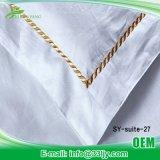 中国の製造業者の別荘のための安い綿の羽毛布団カバー