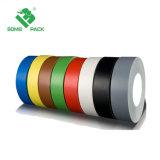 Muestras gratis paño industriales pesadas cinta adhesiva para fijar la protección de aislamiento de sellado
