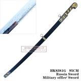 Da espada comandante de Rússia da espada do russo espada militar 95cm HK8381g de Offier