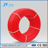 16mm 20mm белое и красный цвет под трубой водопровода топления пола горячей