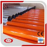 membranas impermeables del betún auto-adhesivo de 1.2m m para el material para techos