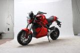 Motor traseiro sem escova elétrico da motocicleta 2000W