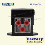 Хороший тип 5/2 клапан замка Quanlity 4f210-08L дороги управляемый ногой пневматический