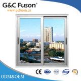 Окно алюминия/алюминиевых сползая, высокое качество, конкурентоспособная цена