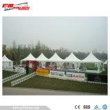 Tente UV imperméable à l'eau 5X5m de pagoda d'épreuve de Sun pour des noces