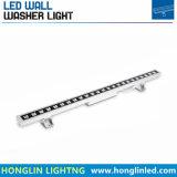 Mudança das cores de Iluminação Paisagística 18W Arruela de parede LED luz exterior