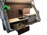 Caravan portatile di vendita calda con i programmi della Camera