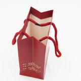 선전용 공상 서류상 특별한 종이 핸드백 (J18-BG)
