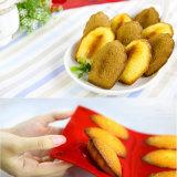 FDA Muffin cake en silicone casseroles