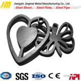 Cortadora del laser de la placa de acero del metal de hoja del CNC
