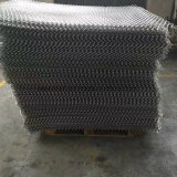 Erweitertes Aluminiumineinander greifen-Metallpanel-dekoratives Metallpanel