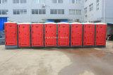 China el plástico Baño portátil asequible wc prefabricados