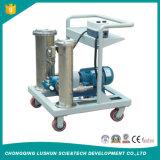 Jl Series carrinho de filtragem de óleo portátil