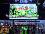 P8 HD LED de color al aire libre en la pantalla de video