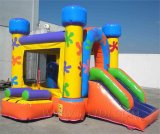 Gorila inflable con la diapositiva, Inflatables comercial (B3005)