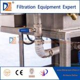 Filtropressa automatica della vite dell'acciaio inossidabile 304 per l'asciugamento del fango