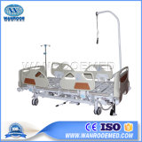 Bae502ICの安い医学のヘルスケアの看護の金属材料ICUの電気調節可能なベッド