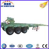 40FT Semi Aanhangwagen van de Tractor van de Vrachtwagen van het Skelet van de Container 3axle de Skeletachtige