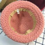 Kundenspezifischer verschiedener Farben-Wannen-Hut-Winter-Hut