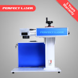 Macchina per incidere della marcatura del laser della fibra dell'anello della cassa del telefono