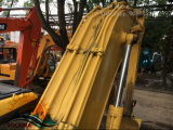 Excavador usado de KOMATSU 20ton del excavador de la correa eslabonada de KOMATSU PC200-7