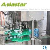 Carbonated машинное оборудование завалки чонсервной банкы напитка 3000cph