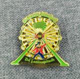 Distintivo d'imitazione d'ottone poco costoso buon di Pin dello smalto
