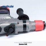 Equipamento da broca de martelo elétrico do disjuntor do mandril de Makute 26mm
