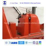 Bote de salvamento rápido marinho do MED GRP com o motor Diesel interno