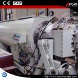 Riga dell'espulsione del tubo dell'HDPE/macchina di plastica dell'espulsore del tubo