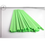 Palillos verdes clásicos del vidrio de fibra (poliester o synethic) para el difusor de lámina
