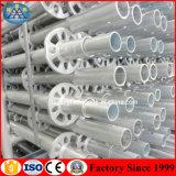 Andamio del aluminio de China del deber de la fábrica del andamio de Ringlock