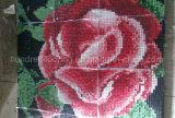 L'Art en mosaïque de verre Pattern Design Wall Tile (PGH766)